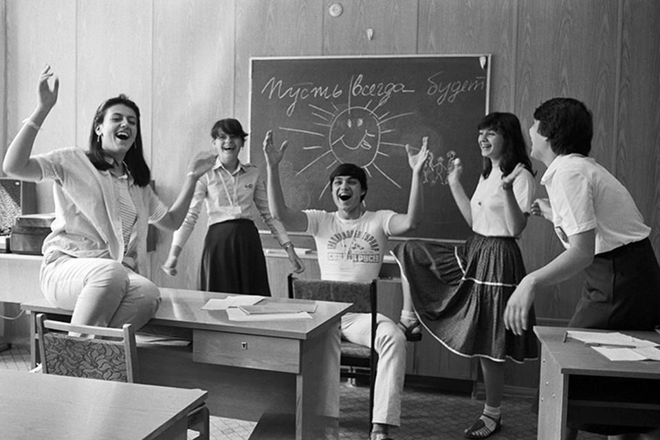 Один известный публицист высказал мнение, что старой советской школе с ее духовными скрепами такой «султанский гарем» даже в страшном сне не приснился бы.