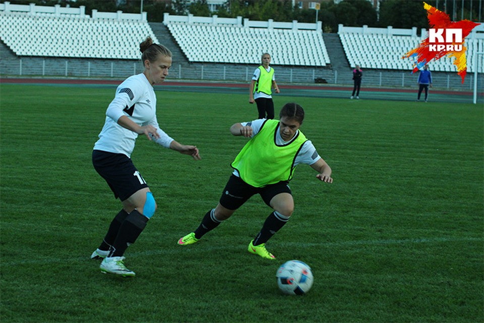 Школьница, которую приглашали в сборную России по футболу, предпочла команду из Ижевска