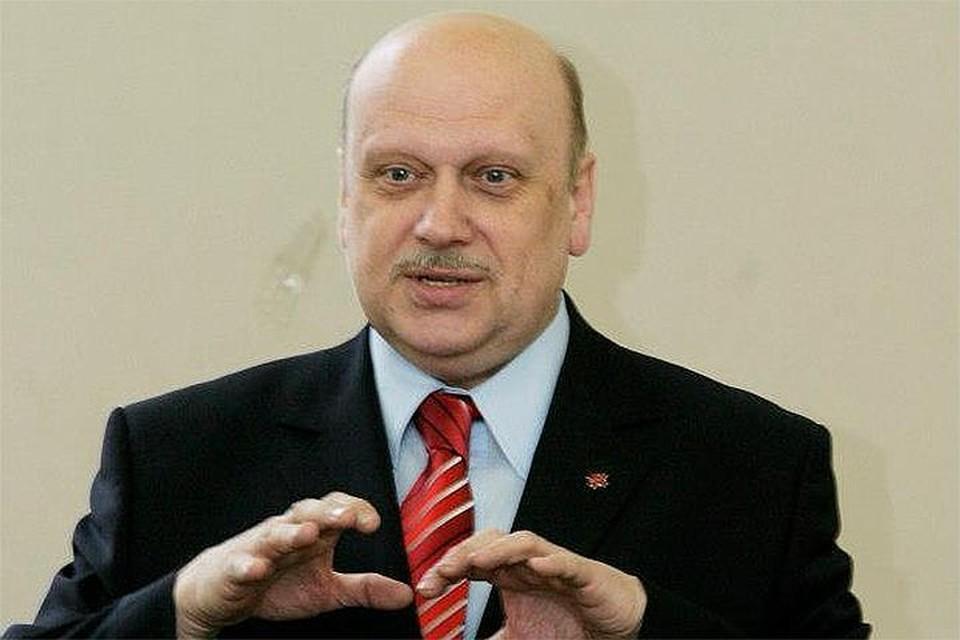 Генерал-майор МВД Александр Михайлов