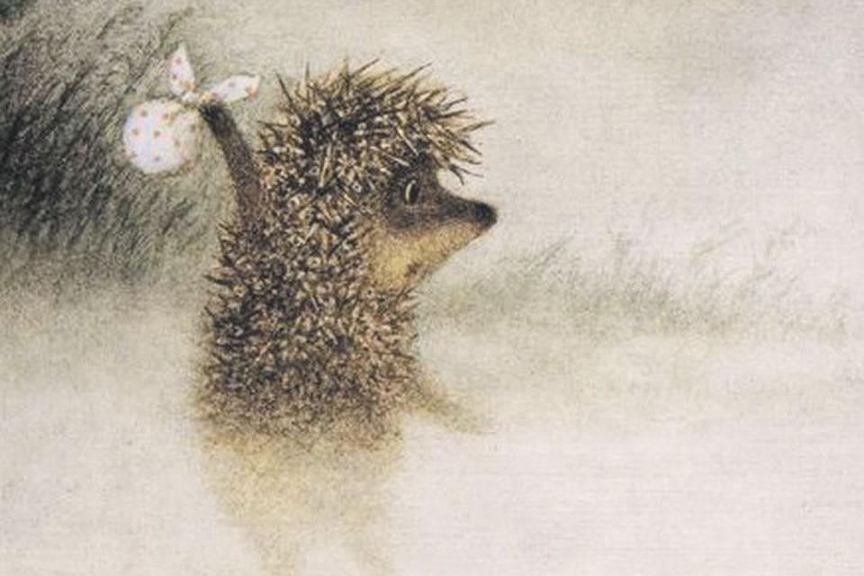 Эффект тумана в мультике создавался с помощью обычной кальки. Фото: Кадр из мультфильма