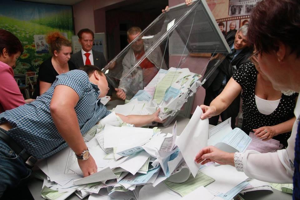 Не всем партиям-участницам выборов удастся протиснуться в Госдуму.