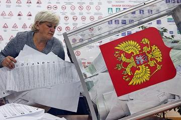 Сколько голосов набрали одномандатники на выборах в Госдуму