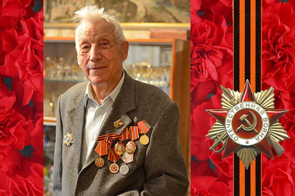 После Победы Николай Трофимович Старыгин не демобилизовался, а поступил в военное училище.