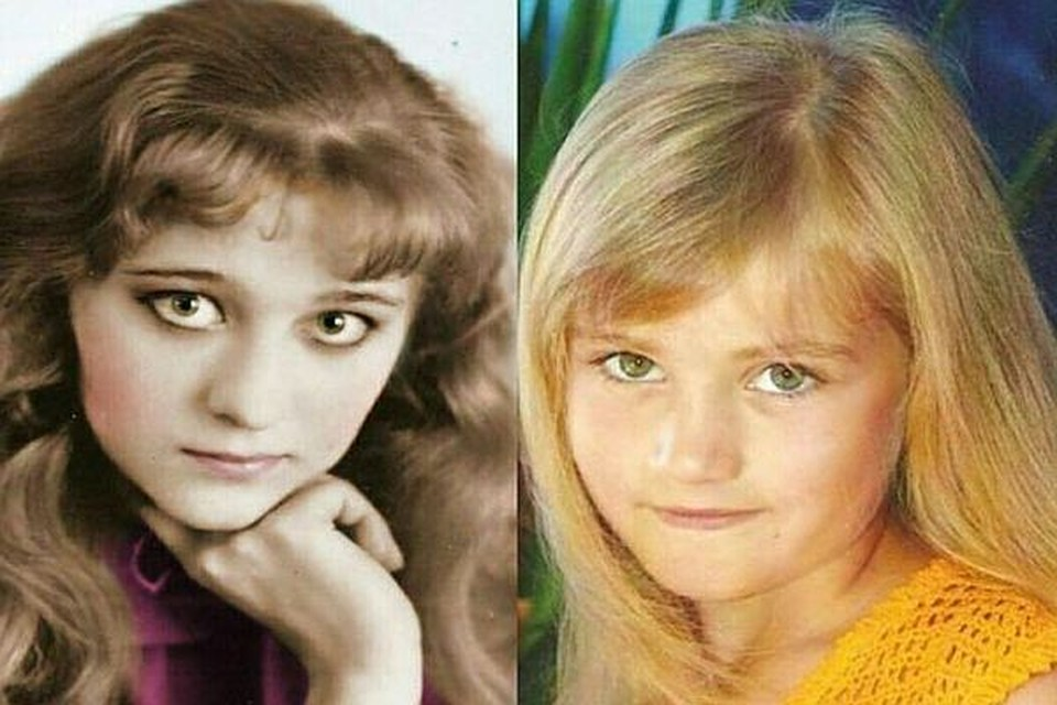 Так Лиза Тишкина могла бы выглядеть сейчас.