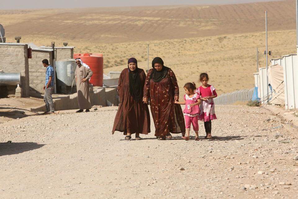 В Мосуле, по минимальным оценкам, осталось 600-700 тысяч жителей.