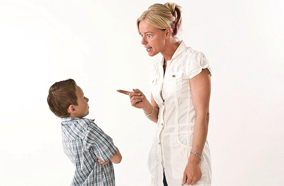 Пока мама подошла к сыну тихо