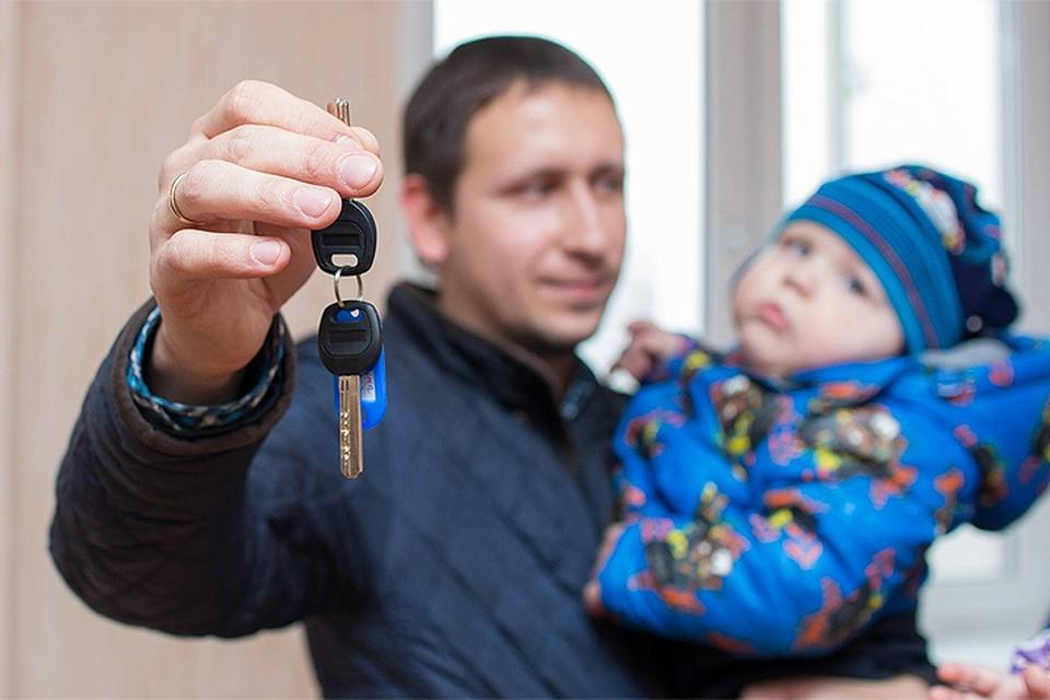 В России больше половины выданной ипотеки с господдержкой приходится на регионы.