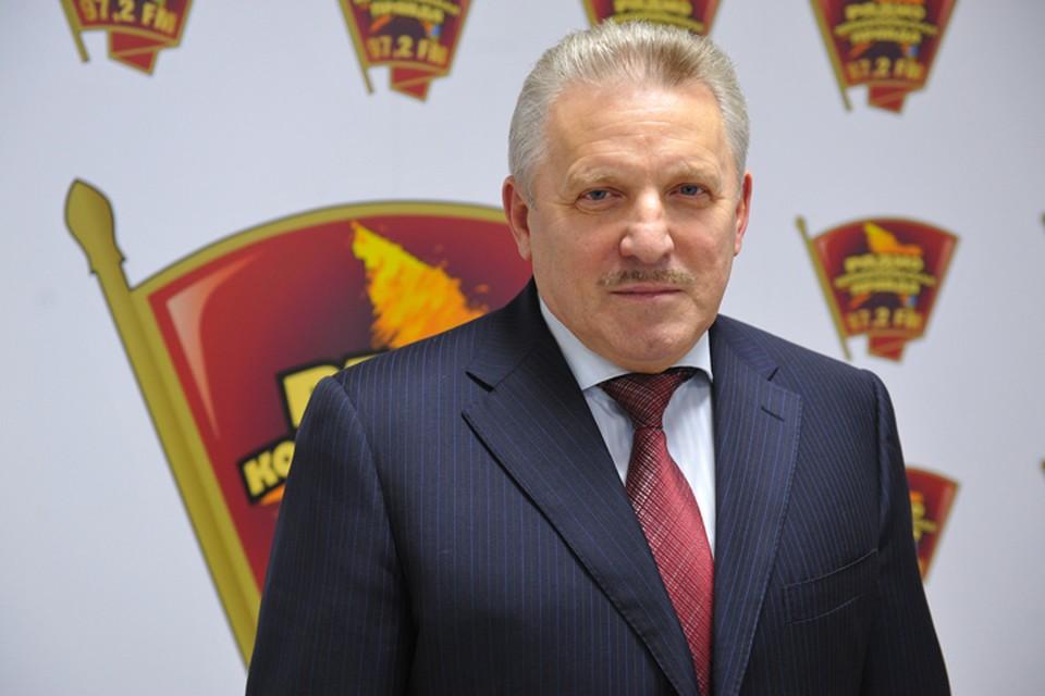 Губернатор Хабаровского края Вячеслав Шпорт стал гостем Радио «Комсомольская правда»