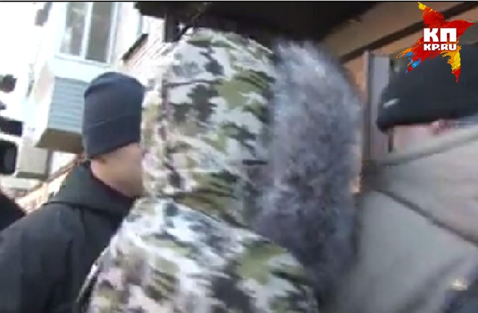 Хабаровских живодерок отправили в следственный изолятор