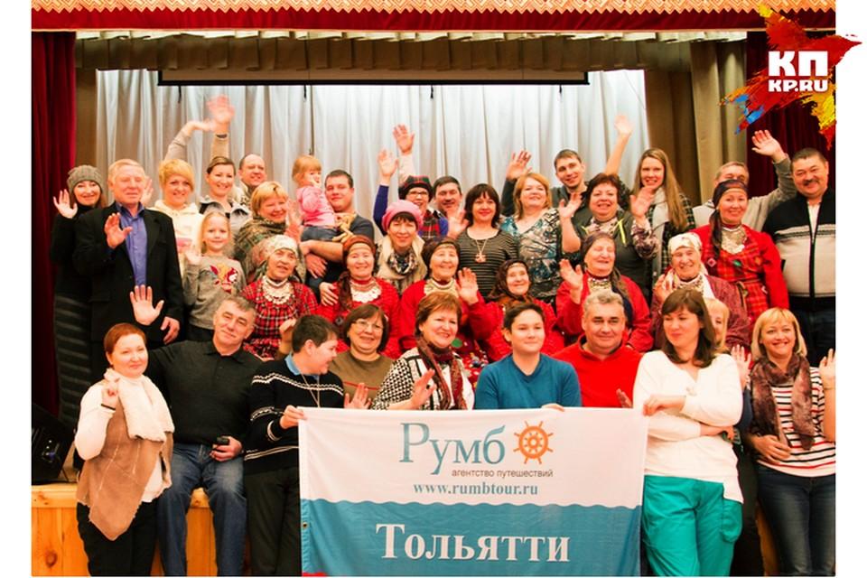 «Пельменный тур» стал лучшим в финале Всероссийской туристской премии. Фото: 2r.ru