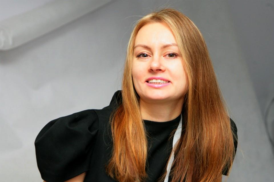Автор программы, психолог, писатель Татьяна Огнева-Сальвони
