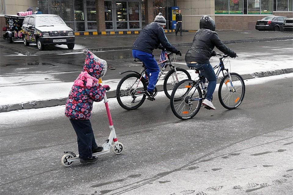Нынешняя зима будет заметно холодней прошлогодней