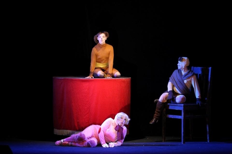 Спектакль Новосибирского театра – это не просто театральная постановка