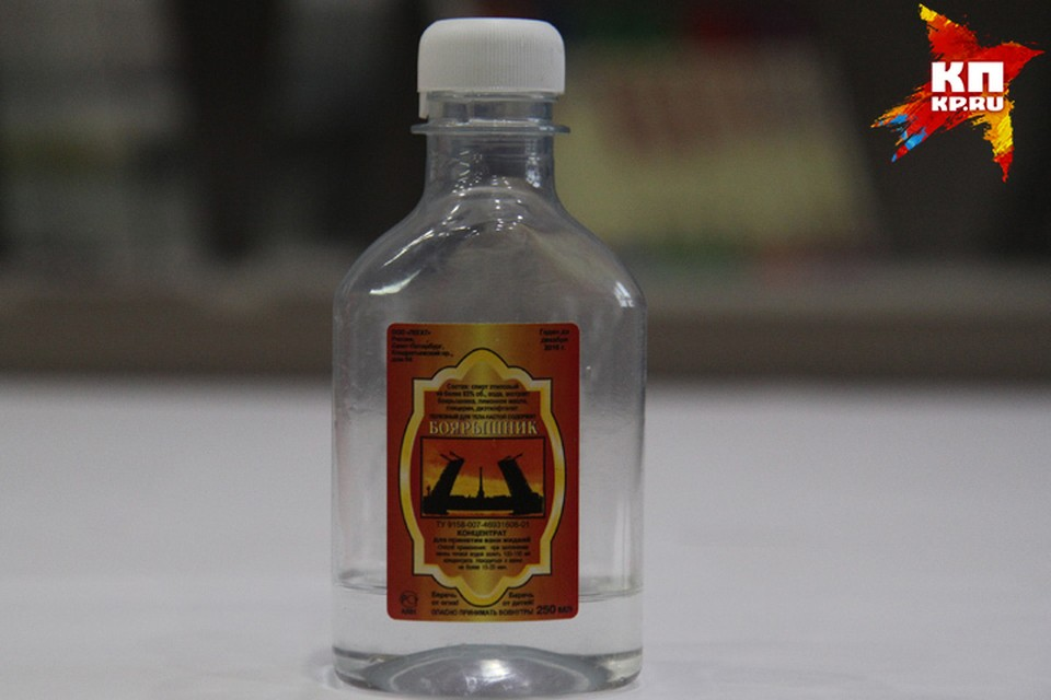 Подпольный цех по производству контрафактного «Боярышника» нашли под Иркутском