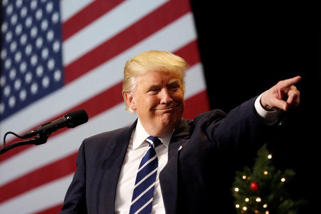 Избранный президент США Дональд Трамп согласился с мнением российского лидера Владимира Путина