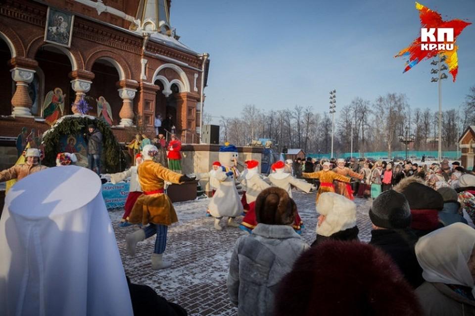Куда ижевчане смогут сходить в день Рождества. Фото: izhsobor.ru