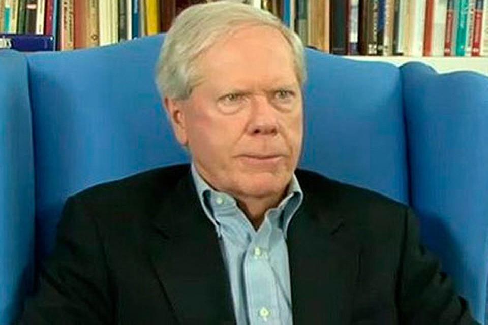 Американский политолог Пол Крейг Робертс