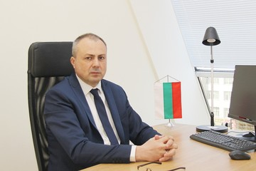 Наш гость - руководитель консульства Республики Болгария в Екатеринбурге Пламен Петков