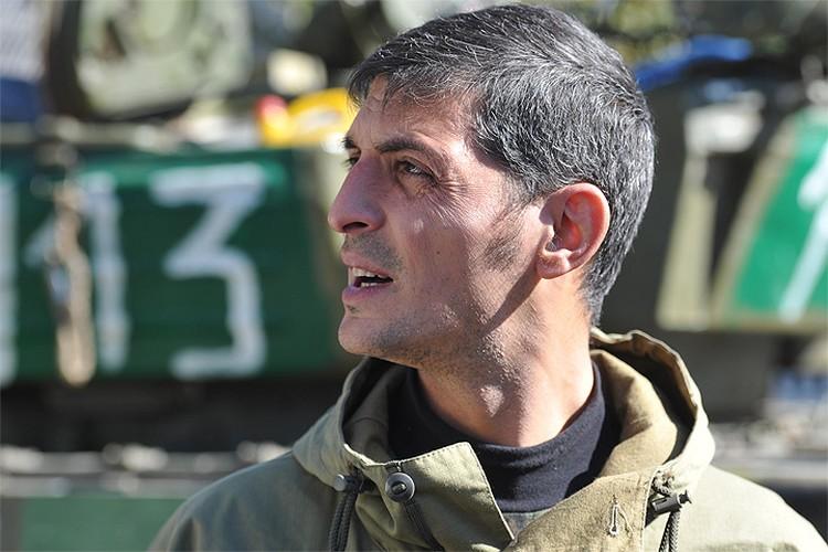 Убит командир батальона ДНР «Сомали» полковник Михаил Толстых.