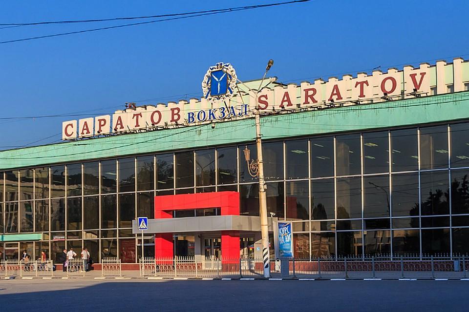 Вокзал Саратова: от башен до стеклянного монолита