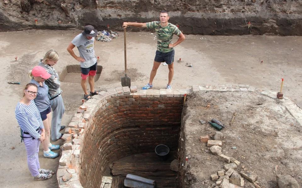 Сегодня все строительные работы в историческом центре Рязани проводятся только при участии археологов