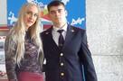 Кубанский полицейский подарил жене на День влюбленных Эйфелеву башню