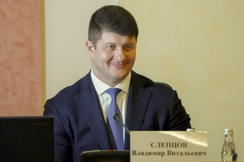 Владимир Слепцов.