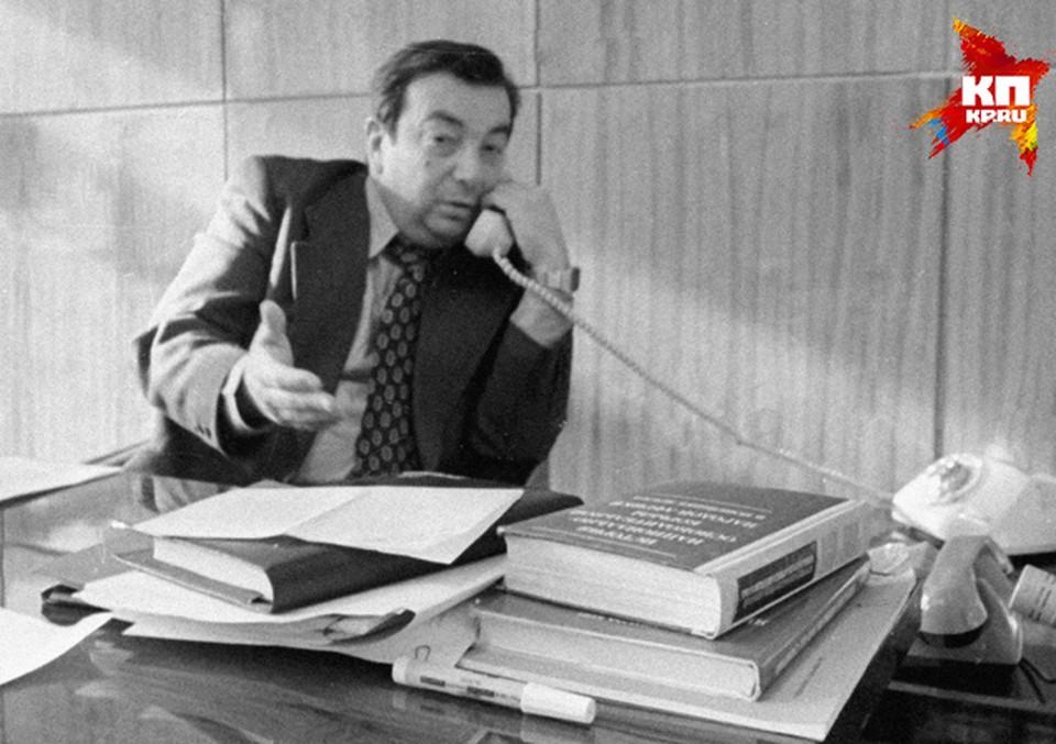 В 1977—1985 годах Евгений Максимович был директором Института востоковедения АН СССР