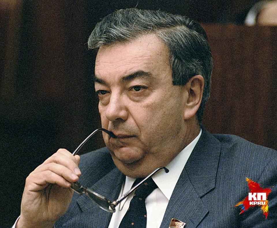 Евгений Примаков был Почётным членом Российской академии образования