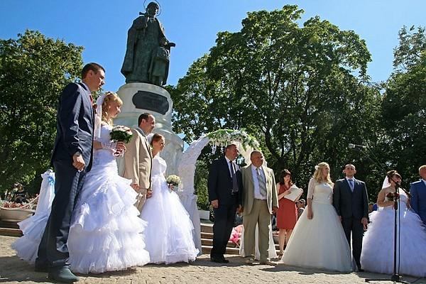 22 июля 2016 день свадьбы или