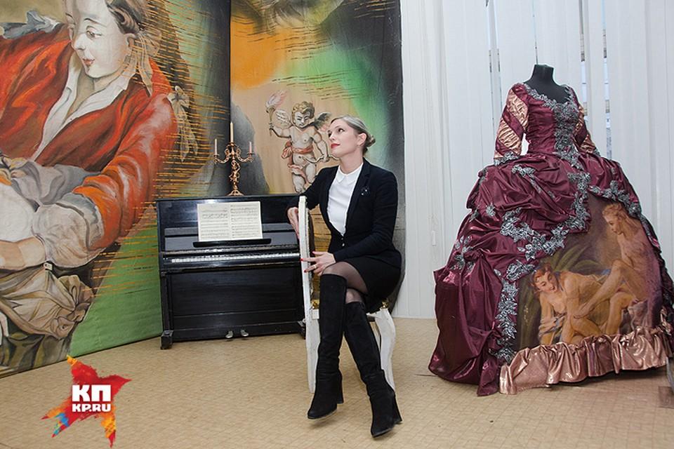 Выставка «История оперетты на Нижней Волге»