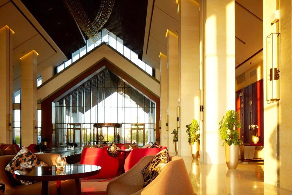 Гостиница «Пекин». Банкетный зал «Стиль»