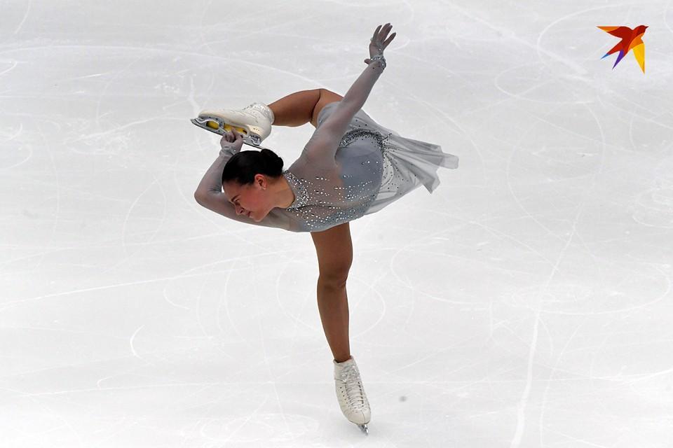 Гран-при по фигурному катанию в Москве. День первый