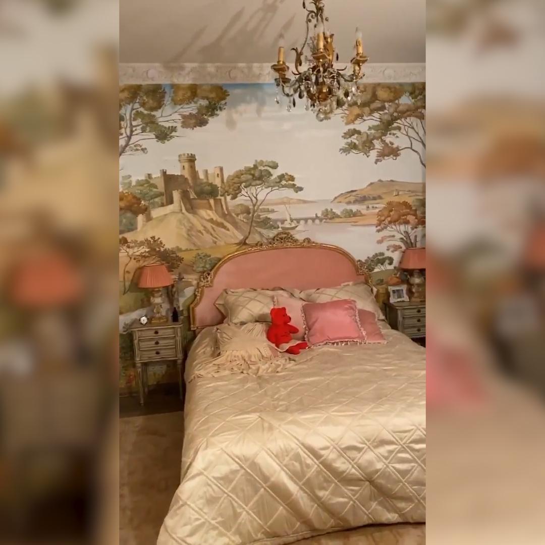 Квартира жанны фриске фото