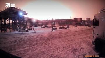 """На заводе """"УФАОРГСИНТЕЗ"""" в Уфе произошел пожар"""