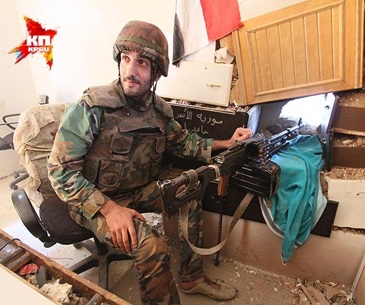 Четыре года вооруженные силы САР выбраковывали слабых и малодушных, превратившись в серьезную и умелую военную машину