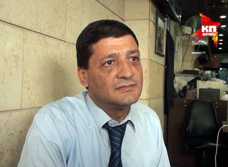 Администратор Ахмат соглашается поговорить