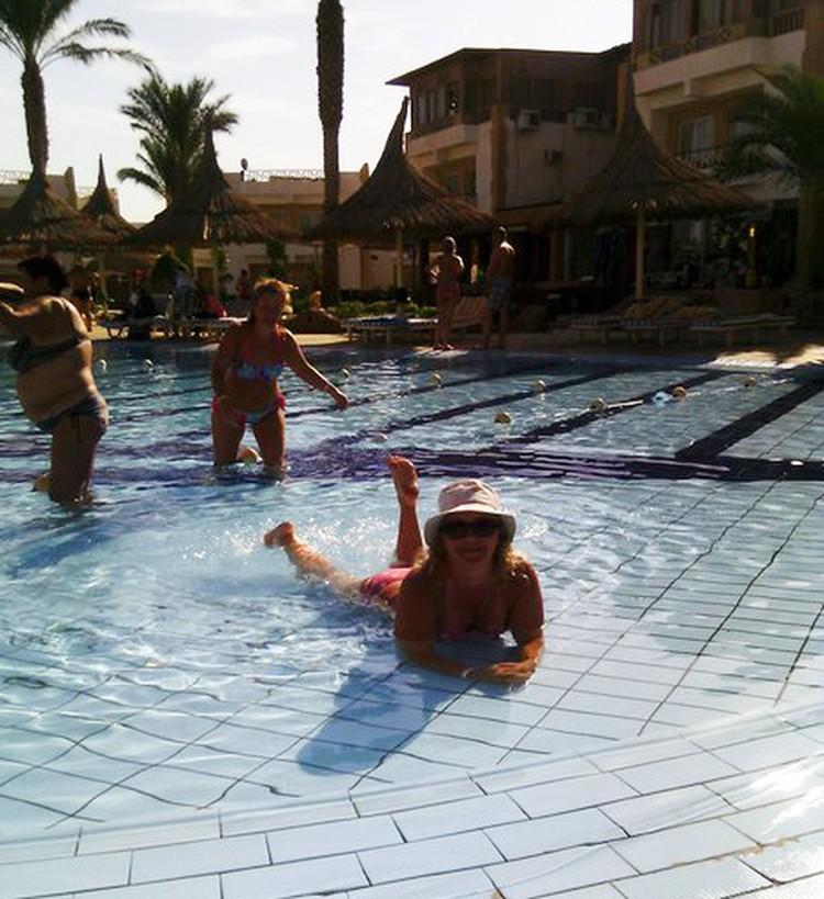 Галина очень любила отдыхать в Египте. Фото: соцсети
