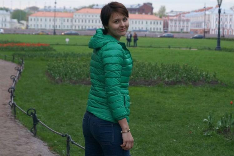Анна несколько лет назад переехала в Санкт-Петербург Фото: vk.com/a.pakhar