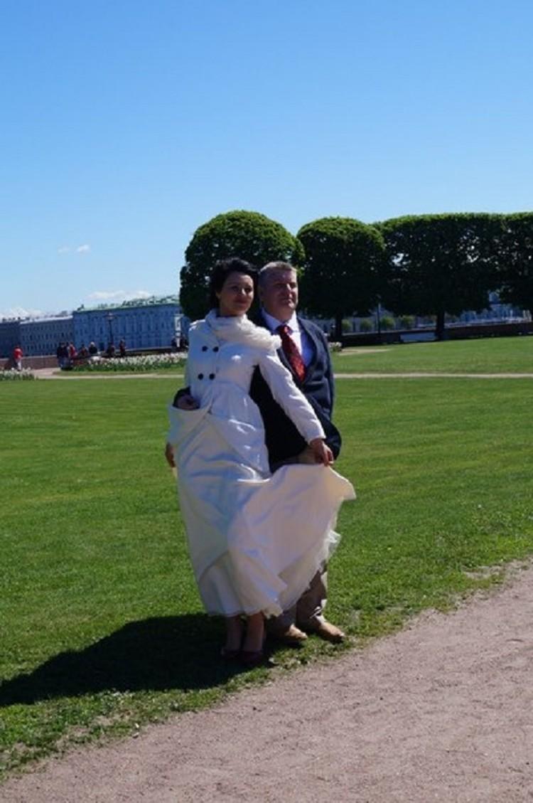 Влюбленные погибли в один день... Фото с личной страницы Вконтакте Леонида Мнацаканова