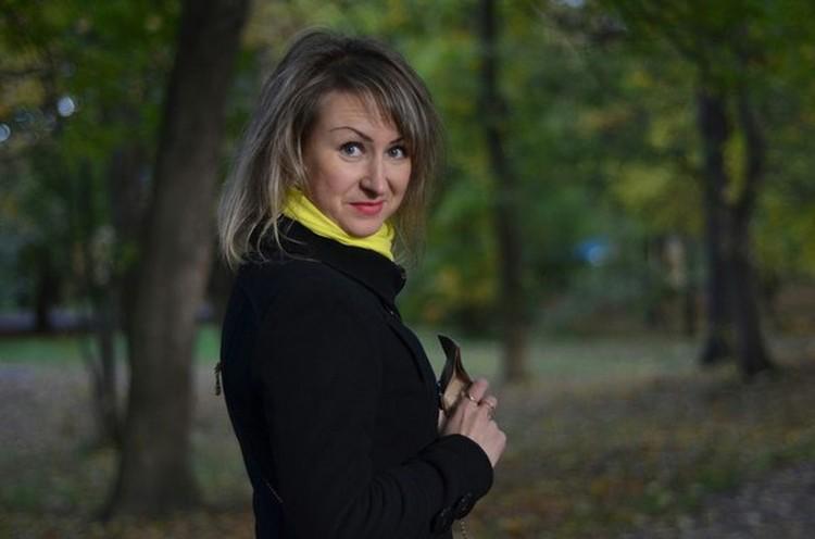 Анна Зорькина. Фото: соцсети