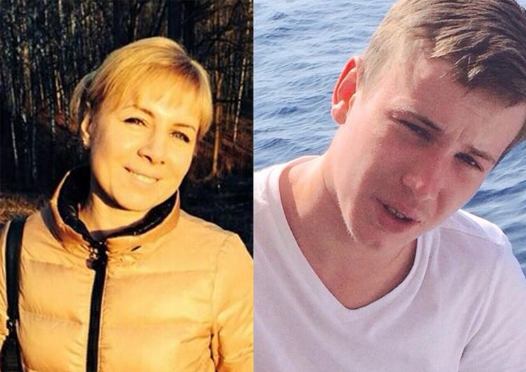 Мать и сын Максимовы. Фото: соцсети