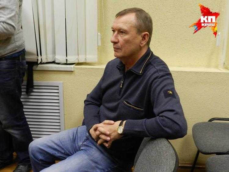 Николай Денин перед вынесением приговора заявил, что ничему не удивится. Фото: Марина Гусева
