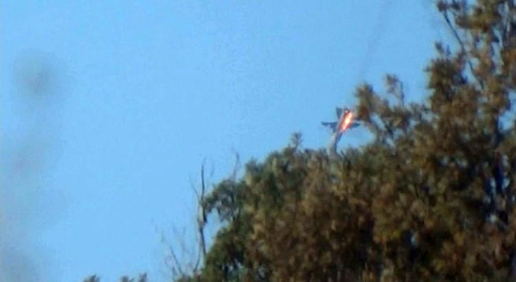 Минобороны России подтвердило - в Сирии действительно сбит наш бомбардировщик Су-24