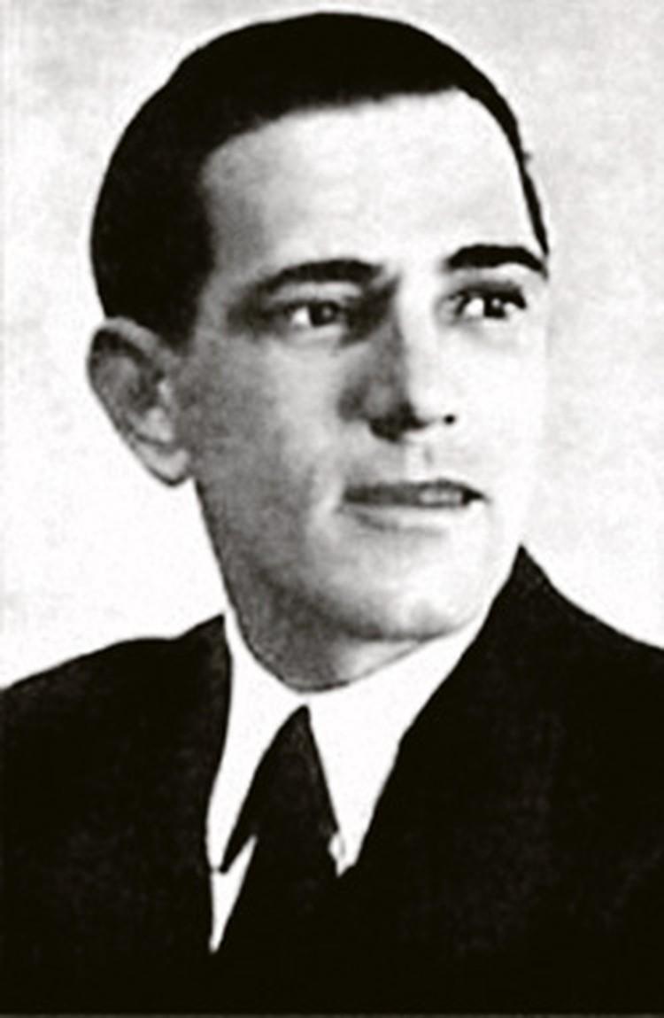 Георгий Виноградов.