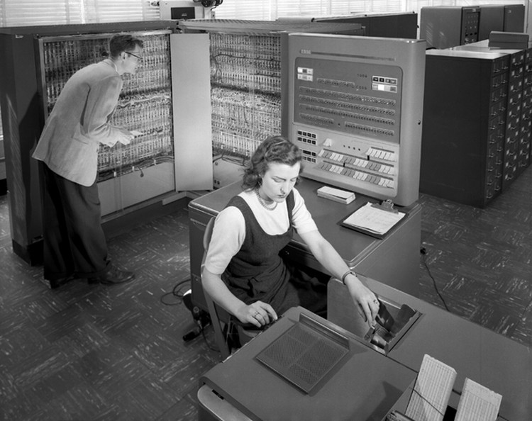 IBМ с 60-х годов и поныне - головной производитель «сложного железа» для АНБ и других разведслужб США