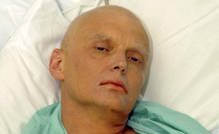 Александр Литвиненко был отравлен полонием