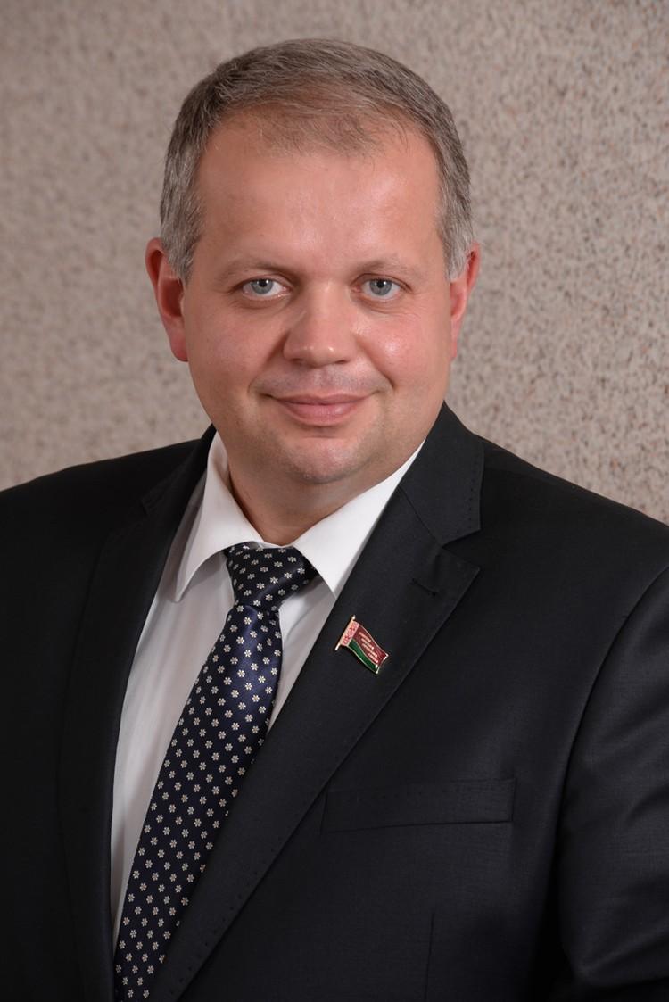 Юрий Бондарь, ректор Белорусского государственного университета культуры и искусств.