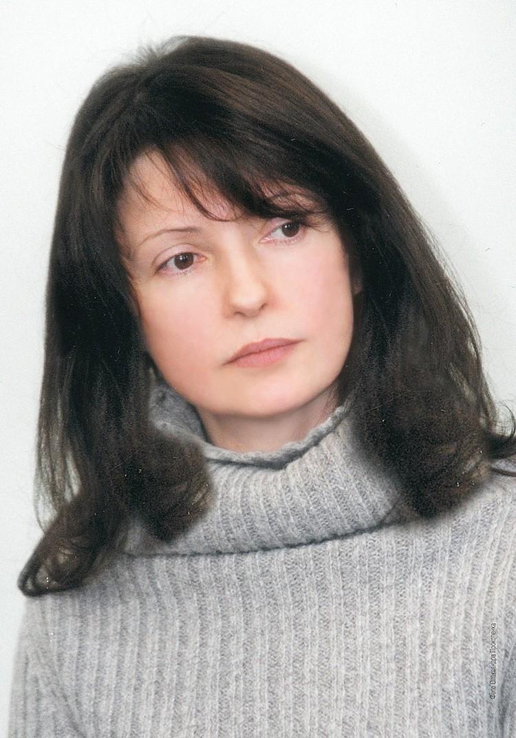 Киевская узница: волосы в беспорядке, лицо бледное и ни намека на макияж. Фото: EAST NEWS.