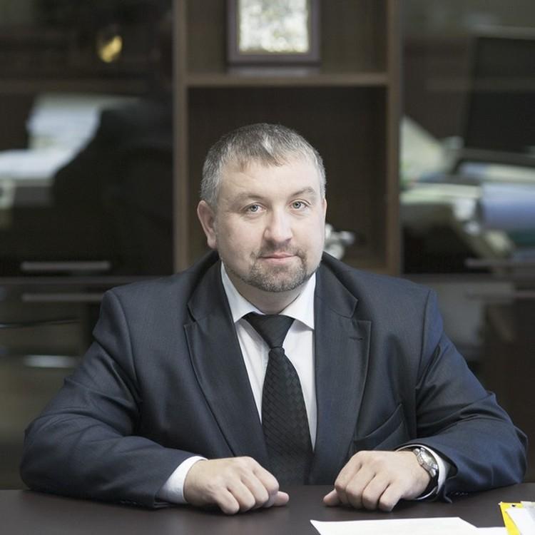 Генеральный директор компании «Зеленый сад», депутат Рязанской областной Думы Алексей Самохин.